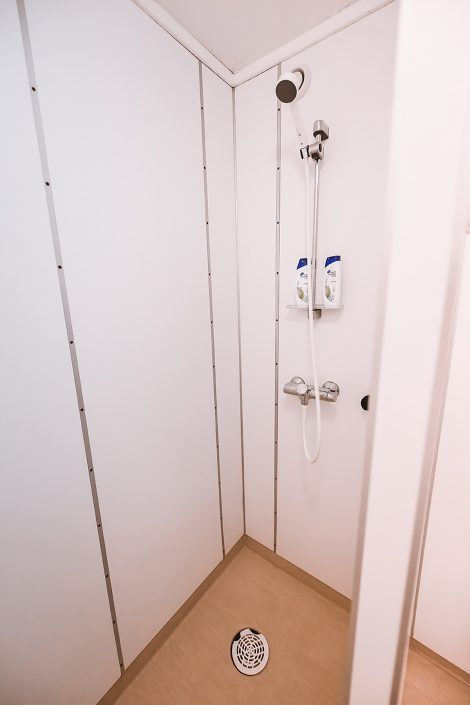 Shower Rooms on both floors