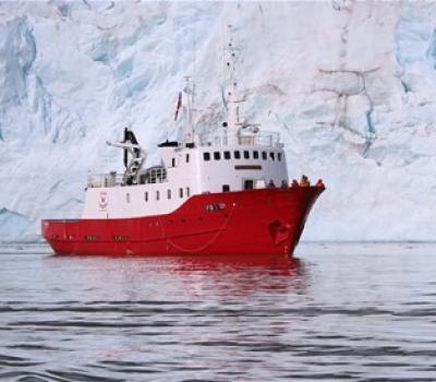 Cruise med Polargirl p Svalbard 7