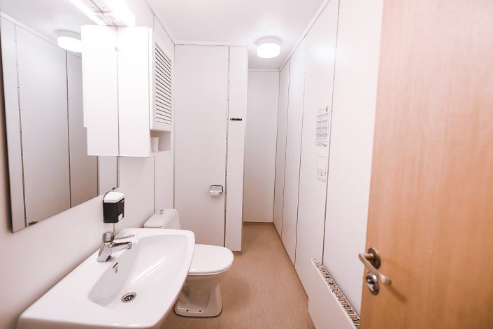 Shower Rooms on both floors