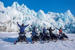 snowmobile activities