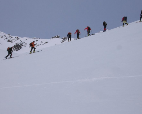Oscar II ski expedition 8 days: Summerskiing from Ymerbukta to Ekmanfjorden - Svalbard Wildlife Expeditions